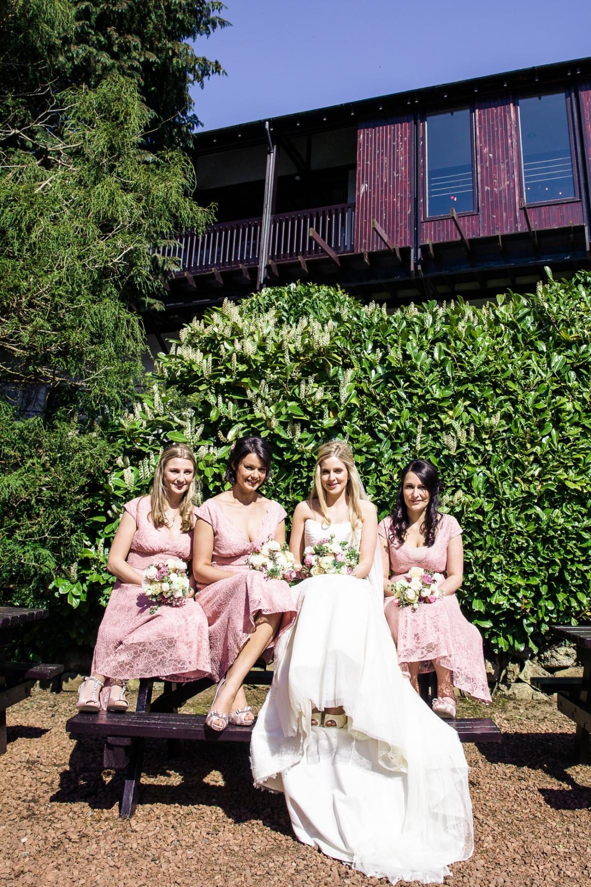 Siobhan and Gareth's wedding at Brig O'Doon House Hotel in Ayrshire