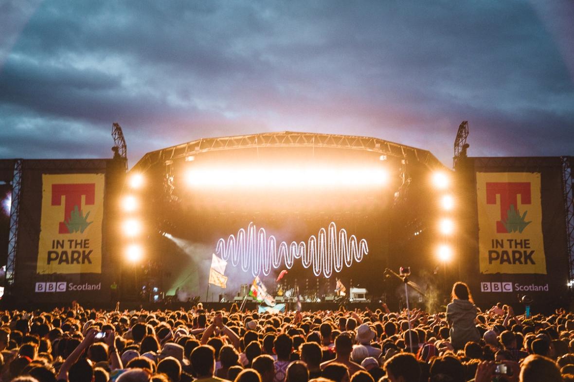 Arctic Monkeys_TITP 2014