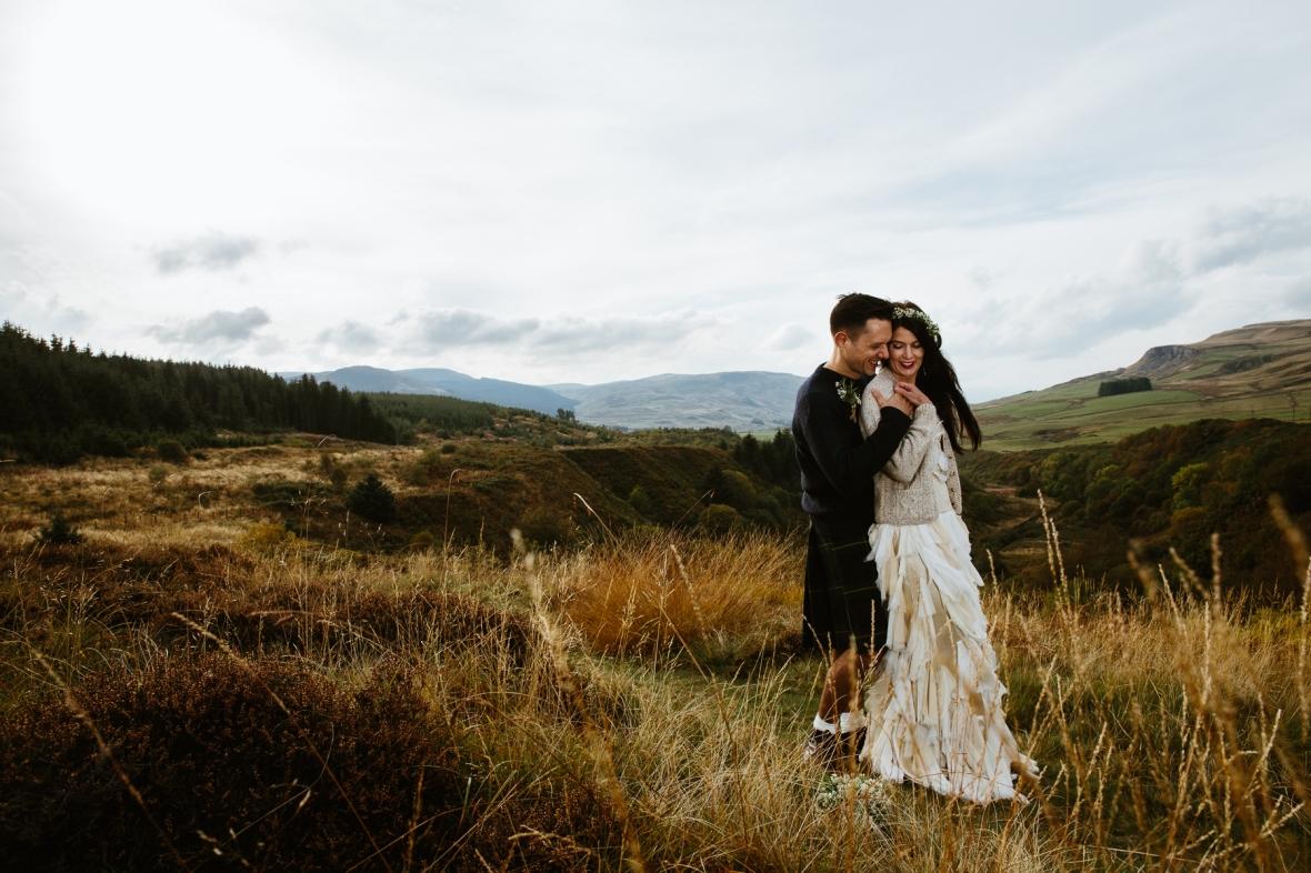Campsies Wedding_007