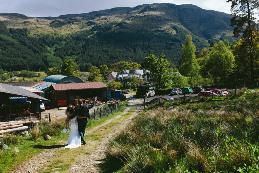 Beautiful Monachyle Mhor Wedding_Photography_97